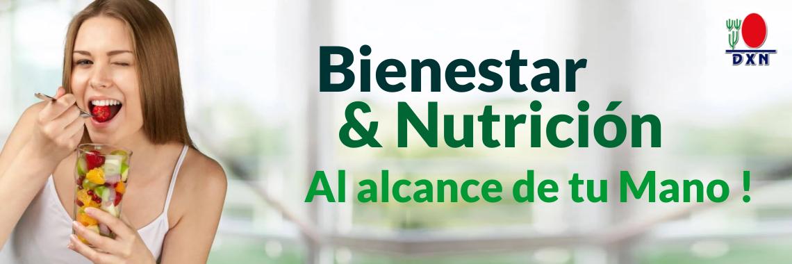Bienestar y Nutricion